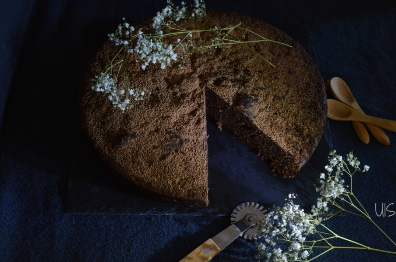 Tarta de chocolate que siempre sale bien