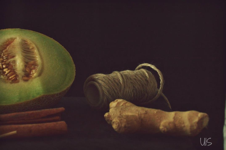 Mermelada de melón y jengibre