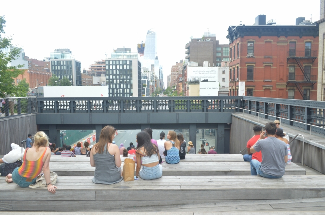 Nueva York: High Line