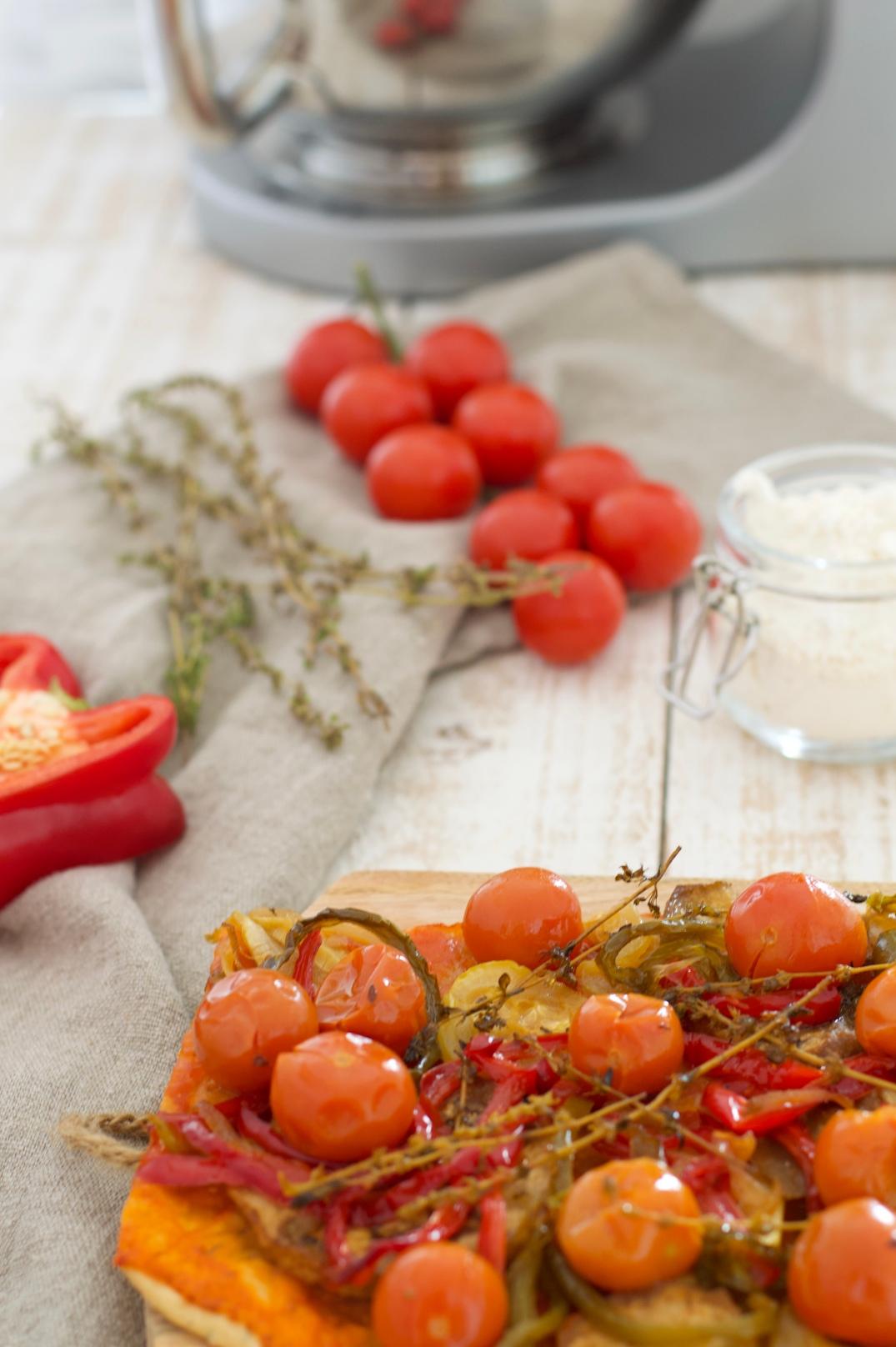 Coca de verduras, indispensable este verano en nuestras mesas